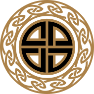 Motiv ~ Schildknoten, Amulett, Magie, Schutz, Viking, Odin