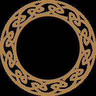 Motiv ~ Schildknoten, Schutz Sigille, Keltischer Knoten