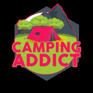 Camping addict | Camper T-Shirt