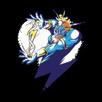 Zeus Blitz Motiv Gottheit