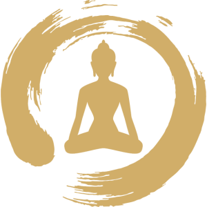 Yoga Meditation Gold Cooles Geschenk