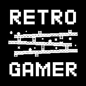 Retro Gamer - Gaming Vintage Geschenk