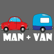 Design ~ man_plus_van