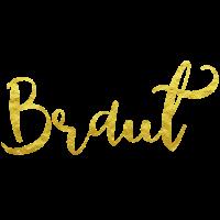 Braut Gold Team Braut JGA Junggesellin