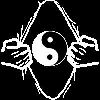 yin yang daoismus balance symbol geschenk tao