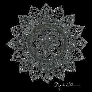 Mandala der Fantasie