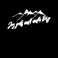 Jez gehts aufi aufn Berg