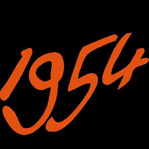 1954 geschlüpft