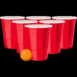 Bier Pong Trinkspiel Meister Trinkspiele