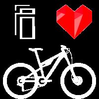 I love biking, I love cycling