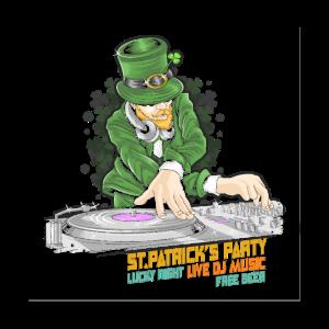 St Patricksday DJ