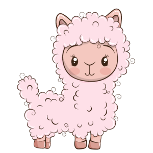 Alpaka Schaf Lama Baby Süß
