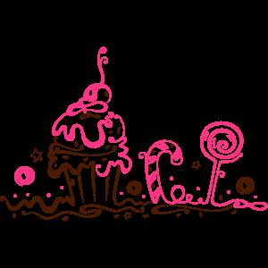 Cupcake, Süßigkeiten, sweets