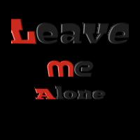 Lass mich in Ruhe