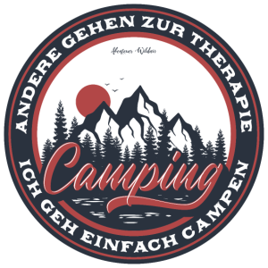 Camping Shirt Therapie