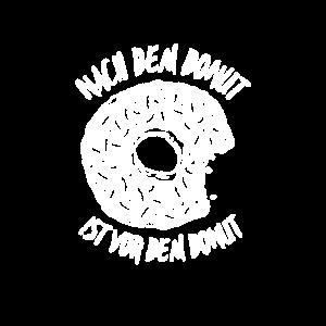 Lustiges Donut Geschenk - Backwaren Süßigkeiten