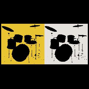 Schlagzeug Drum Percussion Geschenk
