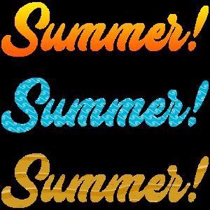 Summer Summer Summer ! ! !