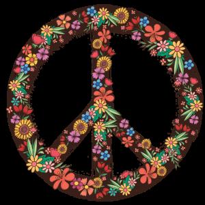 Flower Blumen Peace Frieden Geschenk