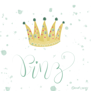JW XX Prinz mit Krone