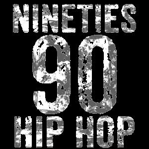 90er Hip Hop T-Shirt
