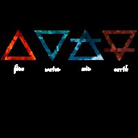 Alchemistische Elemente