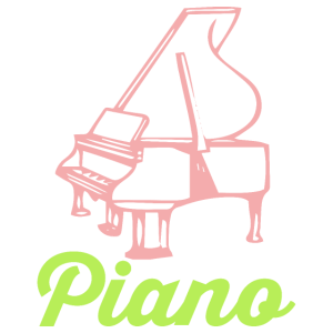 Piano - Klavier - Shirt