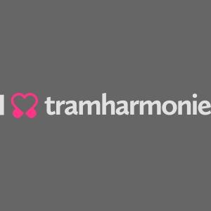 tramharmonie logo wit letters