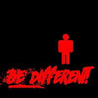 Be Different statt Mainstream, Außenseiter