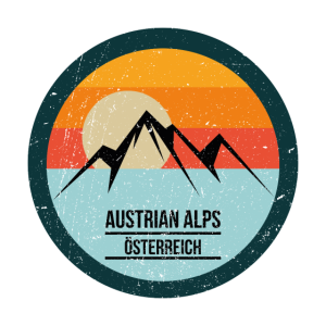 Oesterreich Alpen Berge Sonne Geschenk