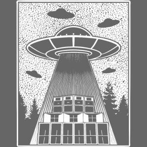 Tekno Alien 23 UFO