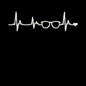 Brillen Brillen Heartbeat Optometrist Geschenke