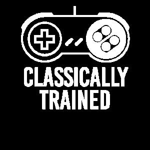 Klassisch ausgebildet