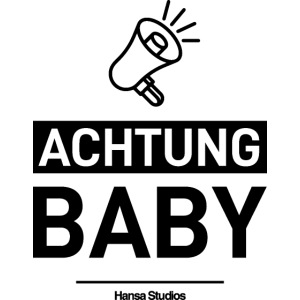 HS Achtung Baby - Black