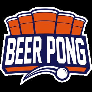 Beer Pong Logo IX
