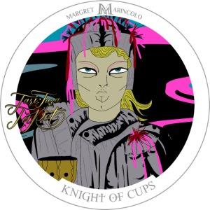 Knight of Cups | Ritter der Kelche Tarot Karte