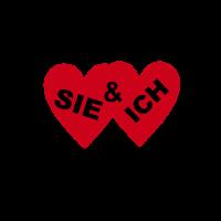 SIE & ICH,Liebe, Herzen -WIR WERDEN ZUSAMMEN ALT