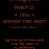 Born in 1964 - Simply the Best, 50. Geburtstag