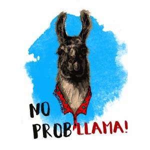 No probllama!