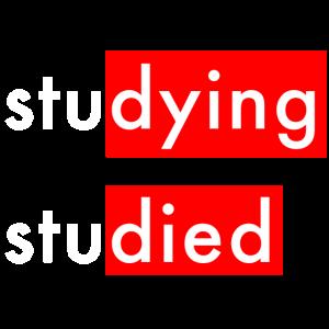 Studieren studierte