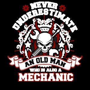 Fahrzeug Mechaniker Maschinenbau Ingenieur