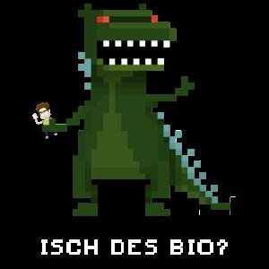 Dinosaurier isch des bio?