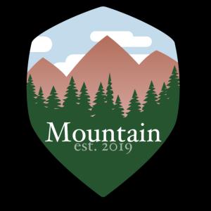 Mountain Wappen Logo