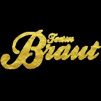 Team Braut Gold Braut JGA Junggesellin