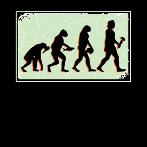 Die Evolution zum Veganer