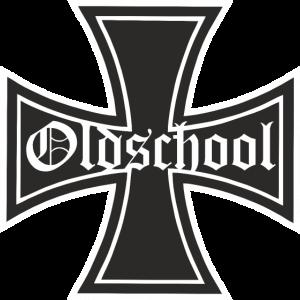 Eisernes Kreuz | Iron Cross | Oldschool | T0002