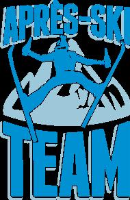 ApresSki-Shirt: Apres-Ski Team