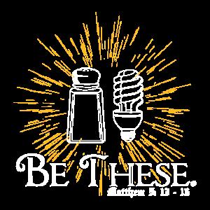 Jesus Apostel Salz Licht erleuchet Geschenkidee
