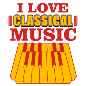I love classical musik