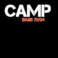 CAMP Schriftzug Base